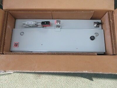 Cutler-Hammer Fusible Size 00 Combination ECN18A1CHC 9A 600V New Surplus
