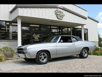 Chevelle SS 502 1970 Chevrolet Chevelle SS 502/502 Convertible Spectacular Restoration