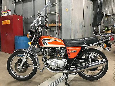 1974 Honda CB  HONDA CB360 K0, 1 OWNER! BONE STOCK ORIGINAL! IN VERY NICE CONDITION! MUST SEE!