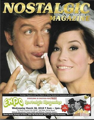 Nostalgic Magazine: Dick Van Dyke & Mary Tyler Moore, February 2108