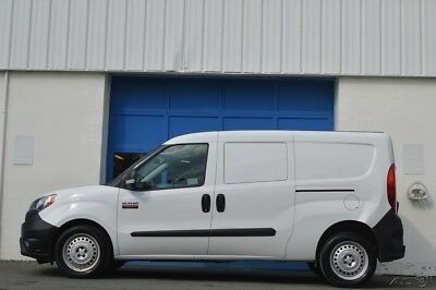 Ram ProMaster Tradesman Repairable Rebuildable Salvage Runs Great Project Builder Fixer Easy Fix Save