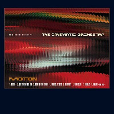 Cinematic Orchestra - Motion [CD]