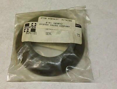 Hyster Forklift Seal 0247101 New Free Shipping
