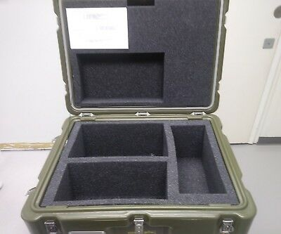 Impact 754 Series Vent Industrial Green Hard Case