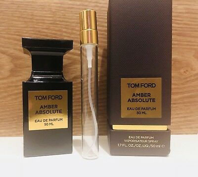 Amber Absolute Tom Ford 10 M