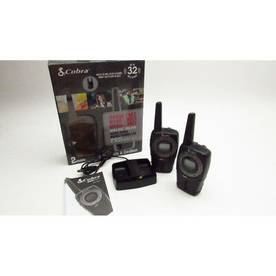 Cobra PR562BLT Pro Series 28-Mile Bluetooth Walkie Talkie
