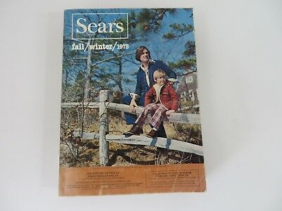 Sears Roebuck Catalog 1975 Fall & Winter #8413