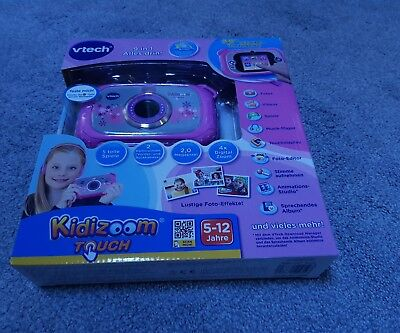 Vtech Kidizoom Touch.Pink. Neu & OVP. 9 in 1.Neues Modell.kein Duo, kein Connect
