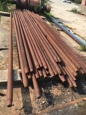 USED 20'  Drill rods, subs, drill bits, stabilizer WATER, OIL and GAS DRILLING