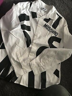 Moschino Boys Shirt age 10