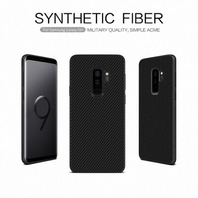 Nillkin Synthetic Carbon Fiber Slim Back Case Cover For Samsung Galaxy S8 Note 9