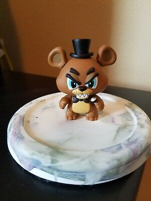 Freddy Mystery Vinyl Mystery Minis Five Nights at Freddy's Series 1