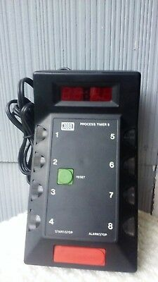 Jobo Photo Process Timer 8 Model 4600  Germany