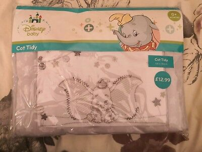 Dumbo Cot Tidy By Dunelm