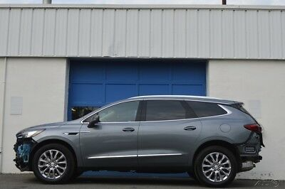 Buick Enclave Premium Repairable Rebuildable Salvage Runs Great Project Builder Fixer Easy Fix Save