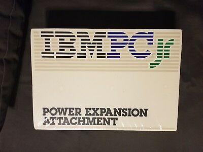 IBM PCjr Power Expansion Attachment, NEW OLD STOCK