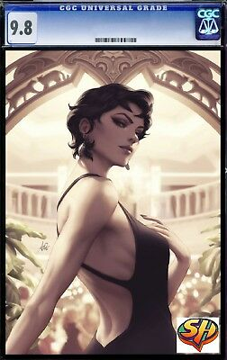 Catwoman 3 Artgerm Variant CGC 9.8  *fast tracked*