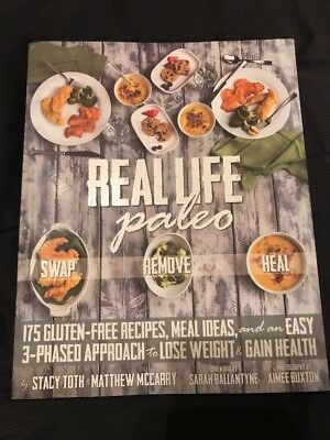 Real Life Paleo Cookbook