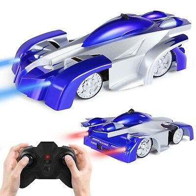 Car Toy Remote Control Rechargeable Mini Control Dual Mode 360° Rotating LED He