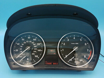 Bmw E90 E91 E92 E93 3-Series Instrument Gauge Gauges Cluster Panel Speedo Tach