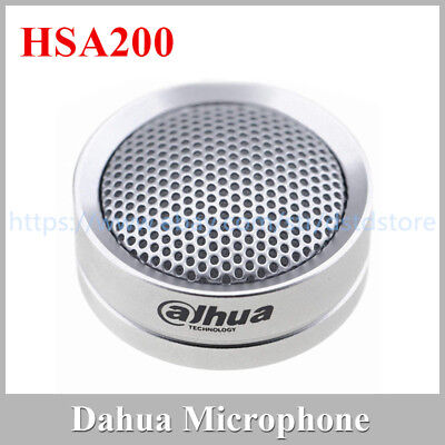 Dahua DH-HSA200 Hi-fidelity Audio Pickup Microphone for Audio and Alarm Camera