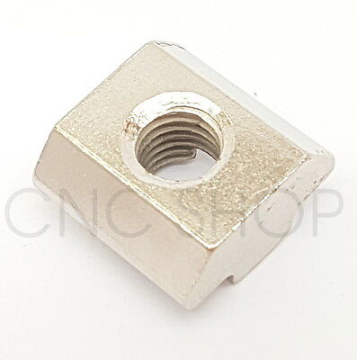 PROFILE 40 - 40x40 M8 SLOT NUTS FOR T-SLOT FRAME PROFILE EXTRUSION