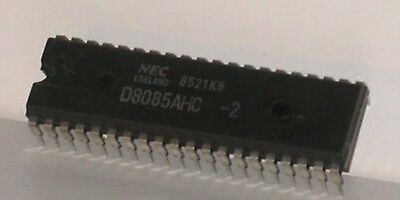 NEC D8085AHC-2 8085 5 MHz CPU Chip