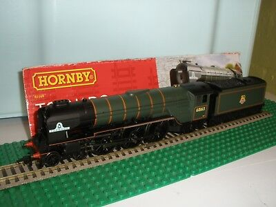 HORNBY R1169 BR CLASS A1 LOCOMOTIVE TORNADO 60163 GREEN LIVERY NEW from SET