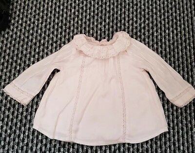 Baby Girl Blouse From Next 6-9 Months