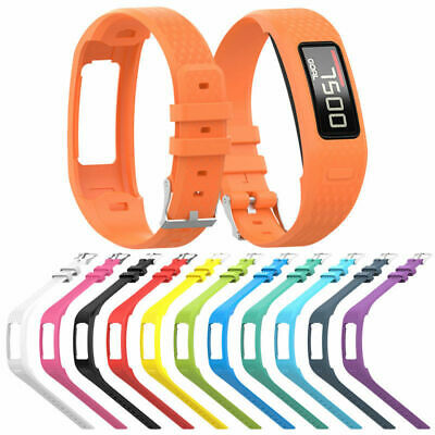 Replacement Silicone Wrist Watch Band Strap + Clasp For Garmin Vivofit/Vivofit 2