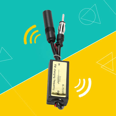 1.2cm Car Frequency Converter Antenna Radio FM Band Expander For Japanese Autos