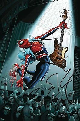 Marvel Edge Of Spider Geddon #1 First Print