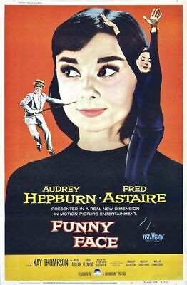 A4 Size A3 AUDREY HEPBURN BEST MOVIES POSTERS Collection of Classic Films
