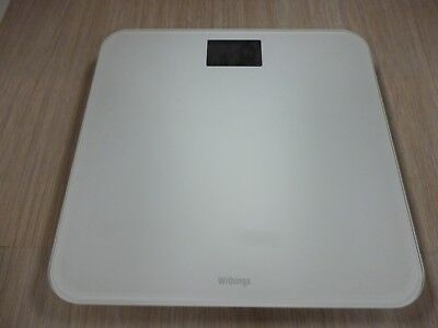 Withings White WS-30 Wireless/bluetooth Bathroom Scales - BMI - 8 profiles