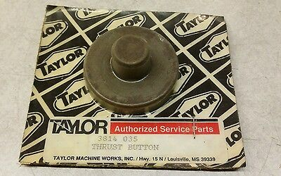 Taylor Forklift Thrust Button 3814 035 NEW FREE SHIPPING