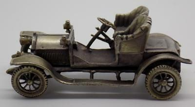 70g/2.49oz Vintage Solid Silver Italian Made Opel Car Miniature, Stamped*
