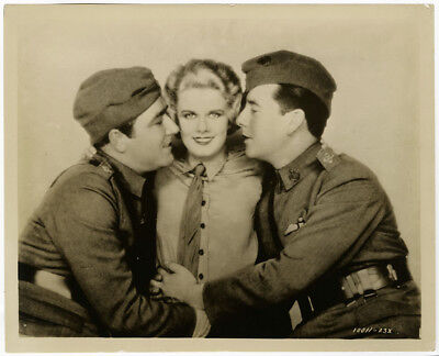 Howard Hughes 1930 Pre-Code Epic Hell's Angels Vintage Jean Harlow Photograph