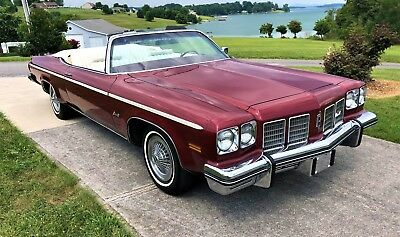 1975 Oldsmobile Eighty-Eight Delta 88 Royale Convertible 1975 Oldsmobile Delta 88 Royale Convertible All Original 79,000 Orig. Miles