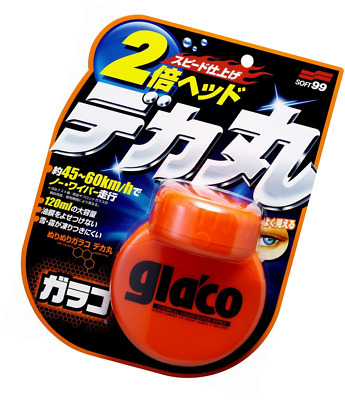 SOFT99 Glaco Roll On Large Scheibenversiegelung 120ml