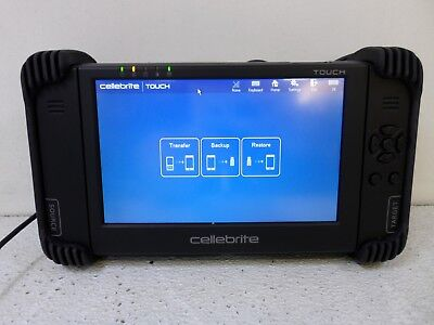 Cellebrite Touch Mobile Extraction Forensics Tool -32Gb T9-A10