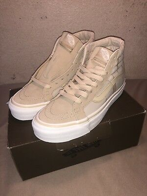 ab27515018 VANS X UNDEFEATED Sk8- Hi OG LX VN0A36C7PQ6 Pebble Mens Size 4.5 ...