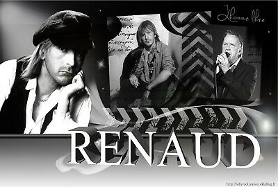 Set De Table / Poster Renaud
