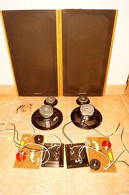 DAHLQUIST M905 Home Stereo Speakers Vintage Audiophile