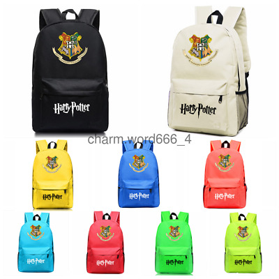 Neue explosion film Harry Potter rucksack mode cool student tasche casual paar r