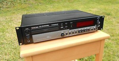 Tascam CD-RW900SL with new CD-Drive