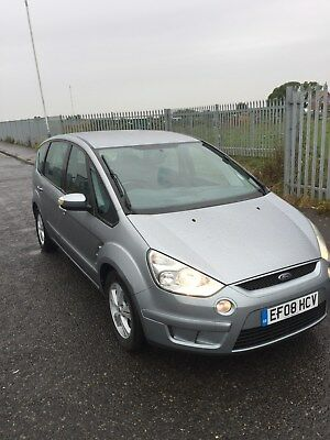 2008 Ford s max 1.8 tdci zetec 7 seater with dvd screens etc
