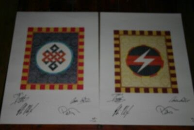 Throbbing Gristle signed art prints