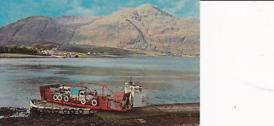 THE CORRAN FERRY Ardgour Strontan Fort William Onich Inverness-shire