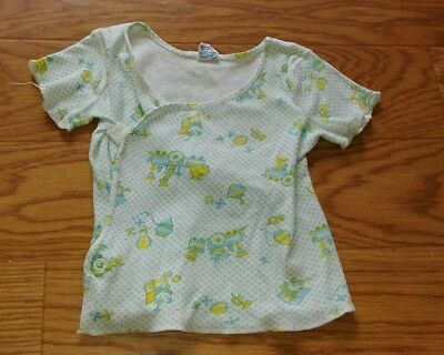☆ Super cute vintage baby Shirt ☆ Carter's ☆ size 1 year ☆