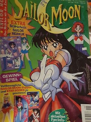 Sailor Moon Magazin Comic Nr. 15 / 1999